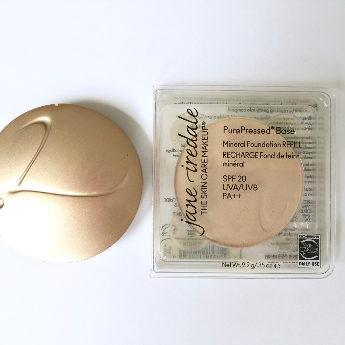 Jane Iredale PurePressed Mineral Powder Foundation