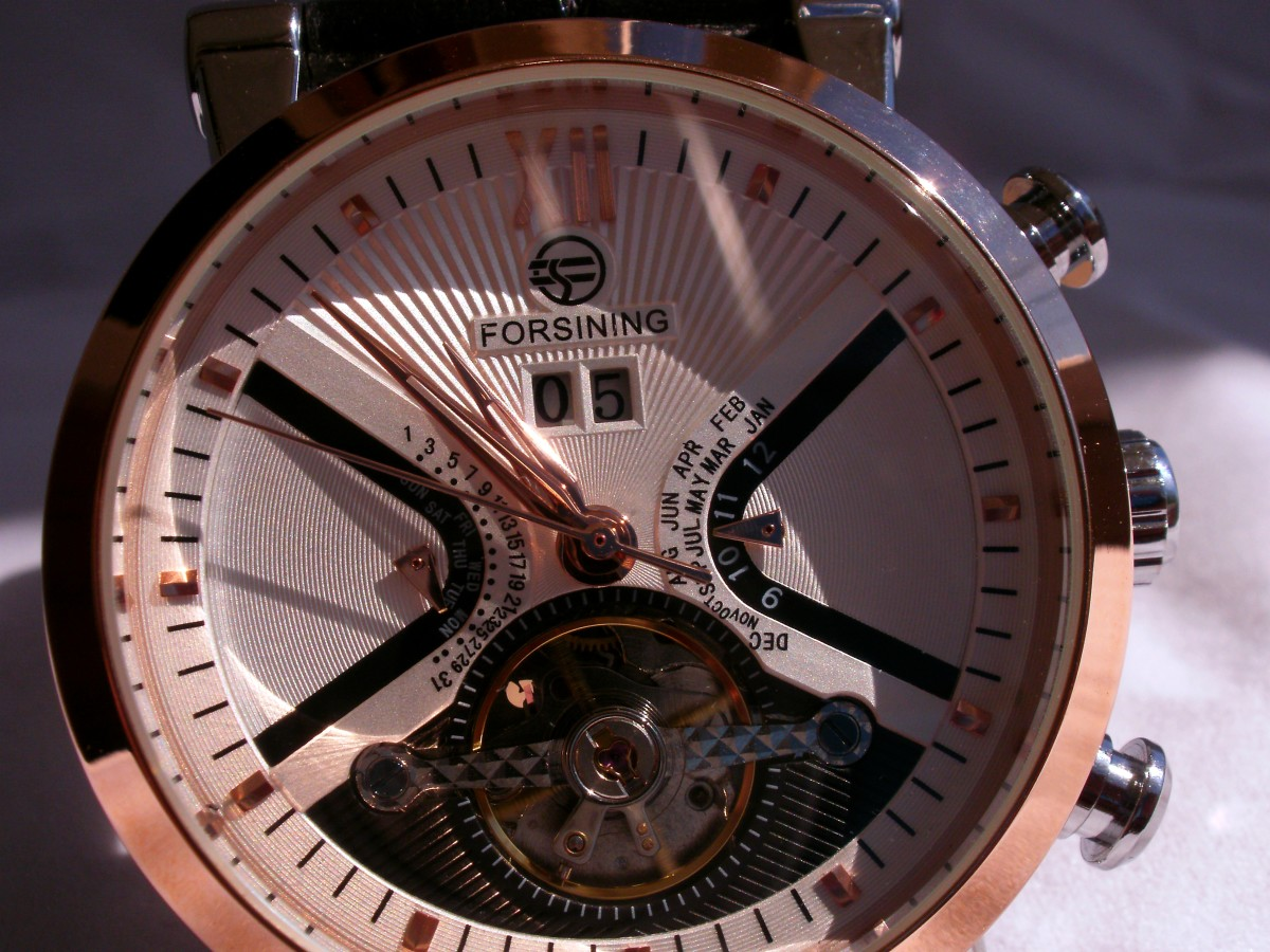 review-of-the-forsining-mens-toubillon-automatic-mechanical-watch