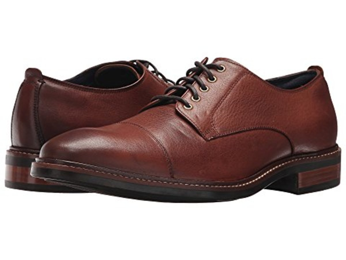826fac9156 The shoes in this guide are among the best options for a man suffering from  nerve pain or plantar fasciitis who needs presentable dress shoes.
