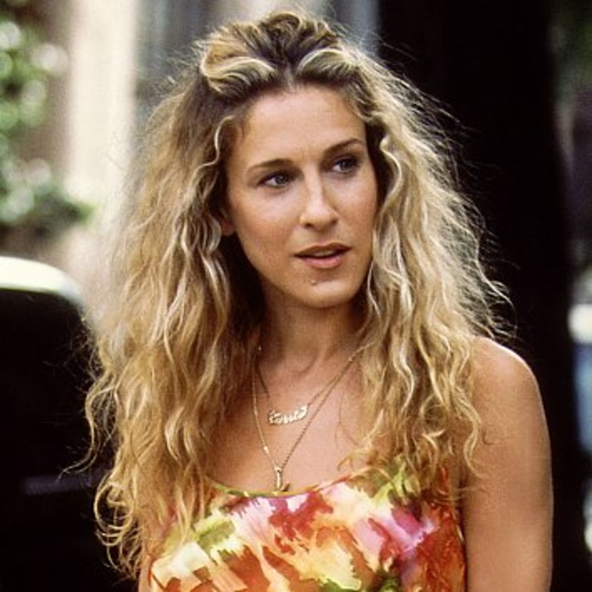 The Hair Volution Of Carrie Bradshaw From Sex And The City