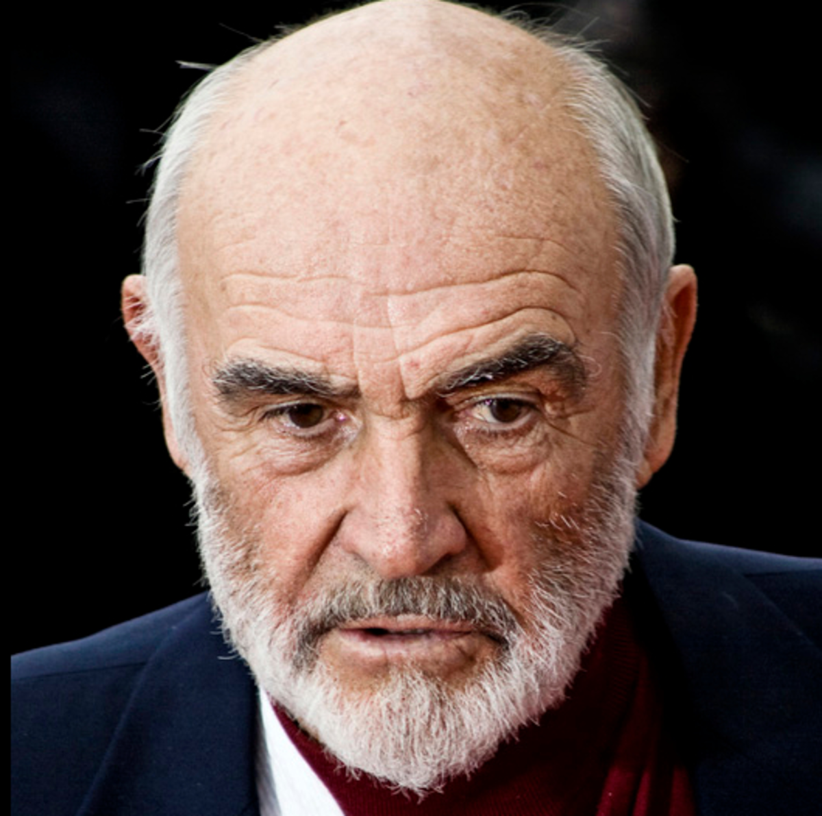 Sean Connery, aging magnificently