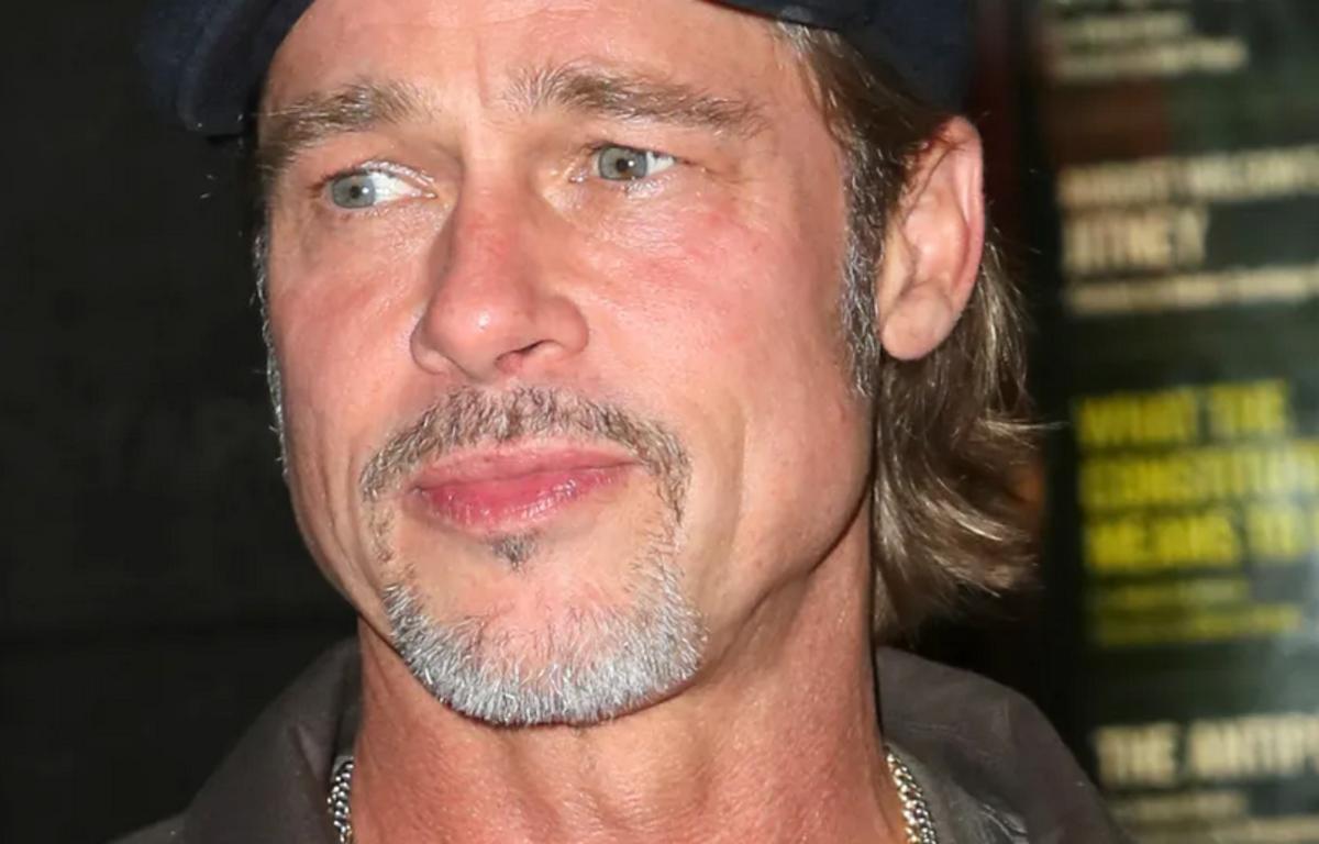 Brad Pitt, aging brilliantly