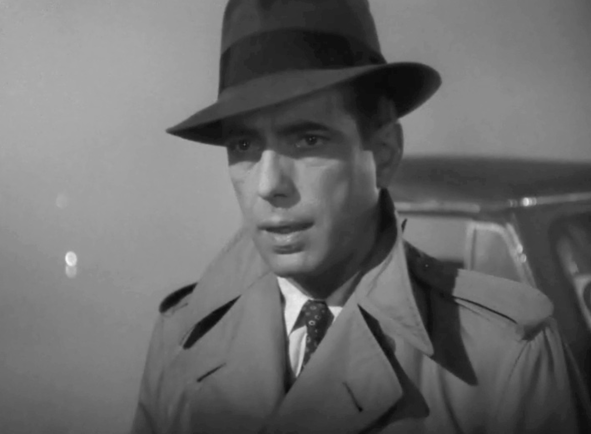"Humphrey Bogart's fedora in ""Casablanca"" defined an era."