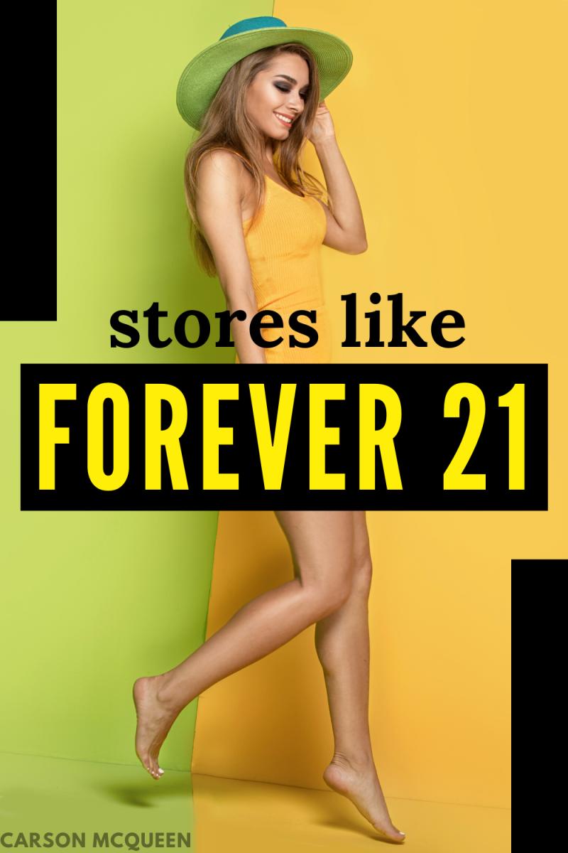 10 Stores Like Forever 21: Fast Fashion Lives On