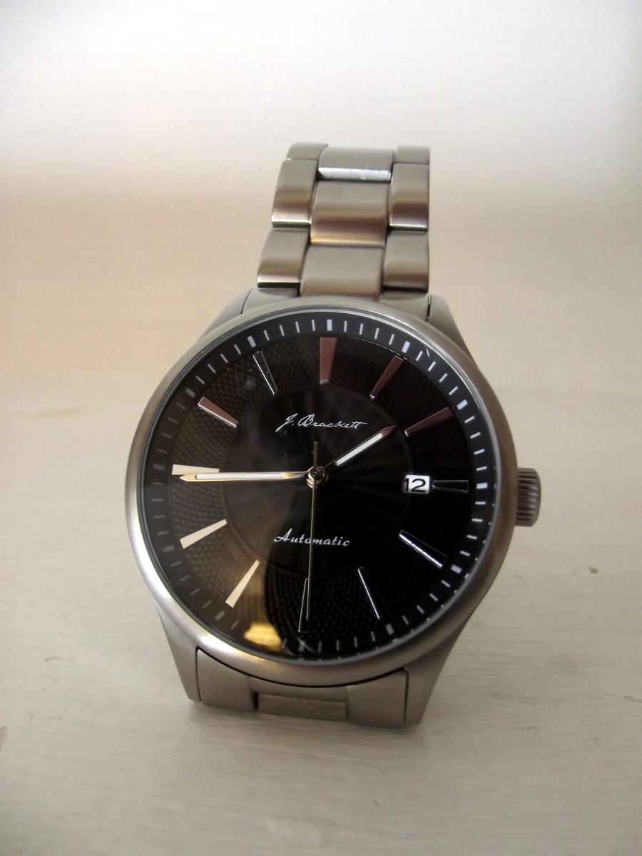 J. Brackett Navigli Automatic Watch