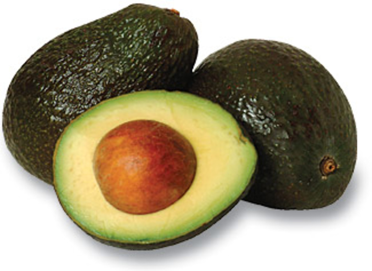Lutein, which can be found in avocados, is great for the eyes!