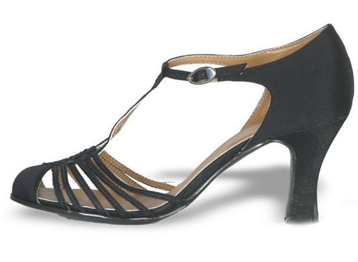 Elegant 1920s Shoe