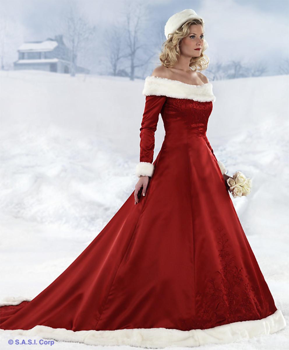 / Интересное / Часто к зимней свадьбе.