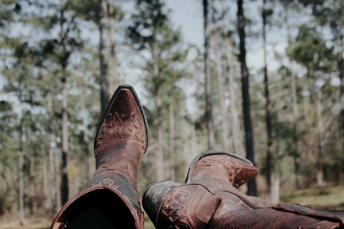 A Love Affair With Cowboy Boots