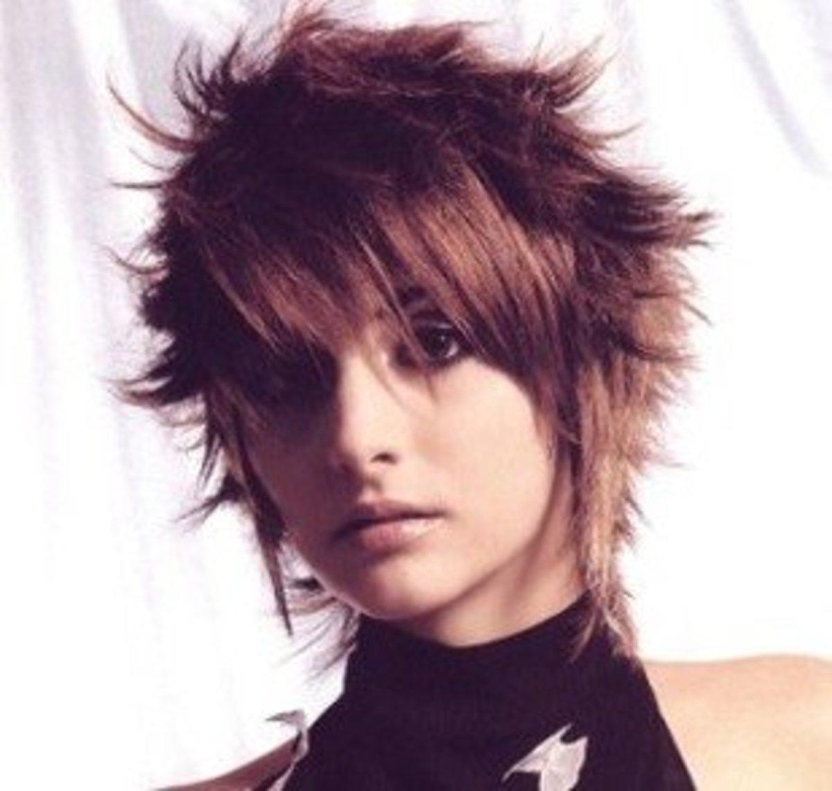 Amazing Haircuts Short Layered Hair Cuts And Hairstyles Bellatory Short Hairstyles Gunalazisus