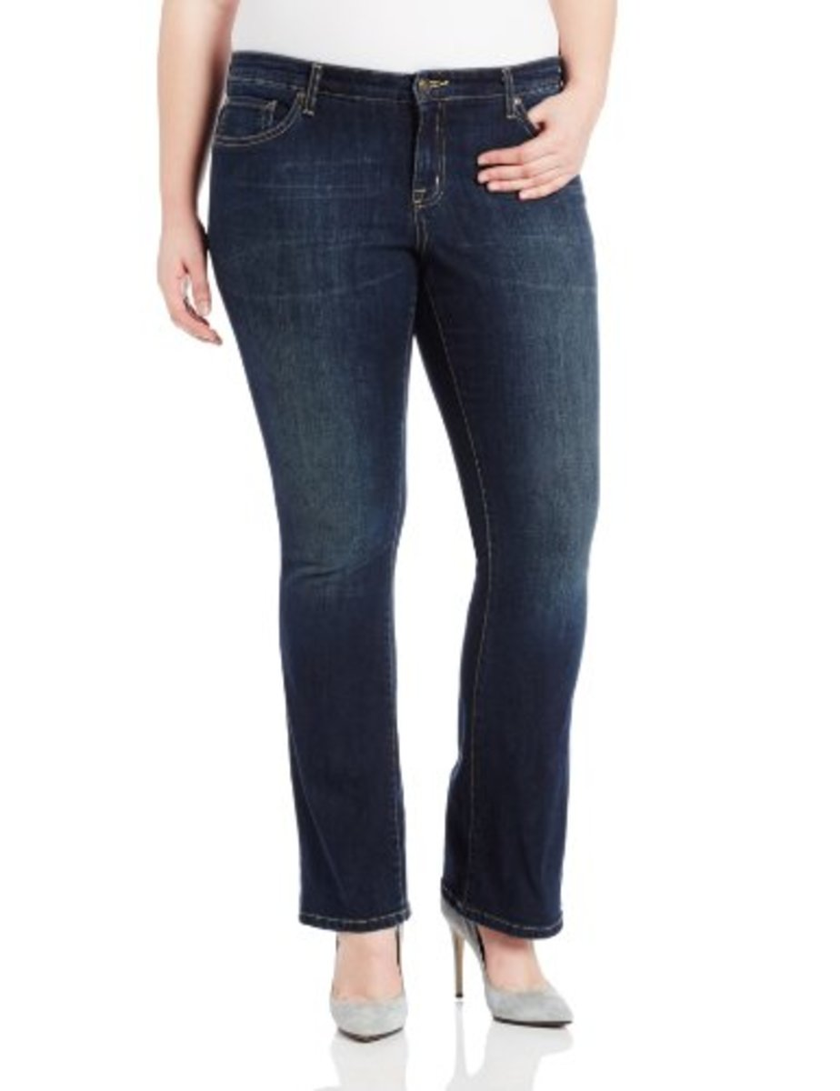 Plus-size jeans have come a long way in terms of fit and style, particular in the last few decades.
