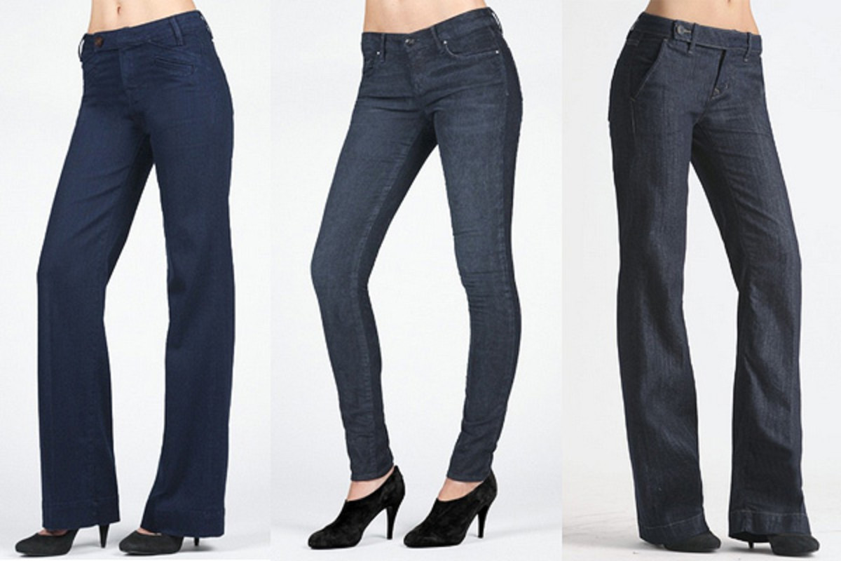 Raven Jeans well worth the price... Wonderful fit, superior fabrics.