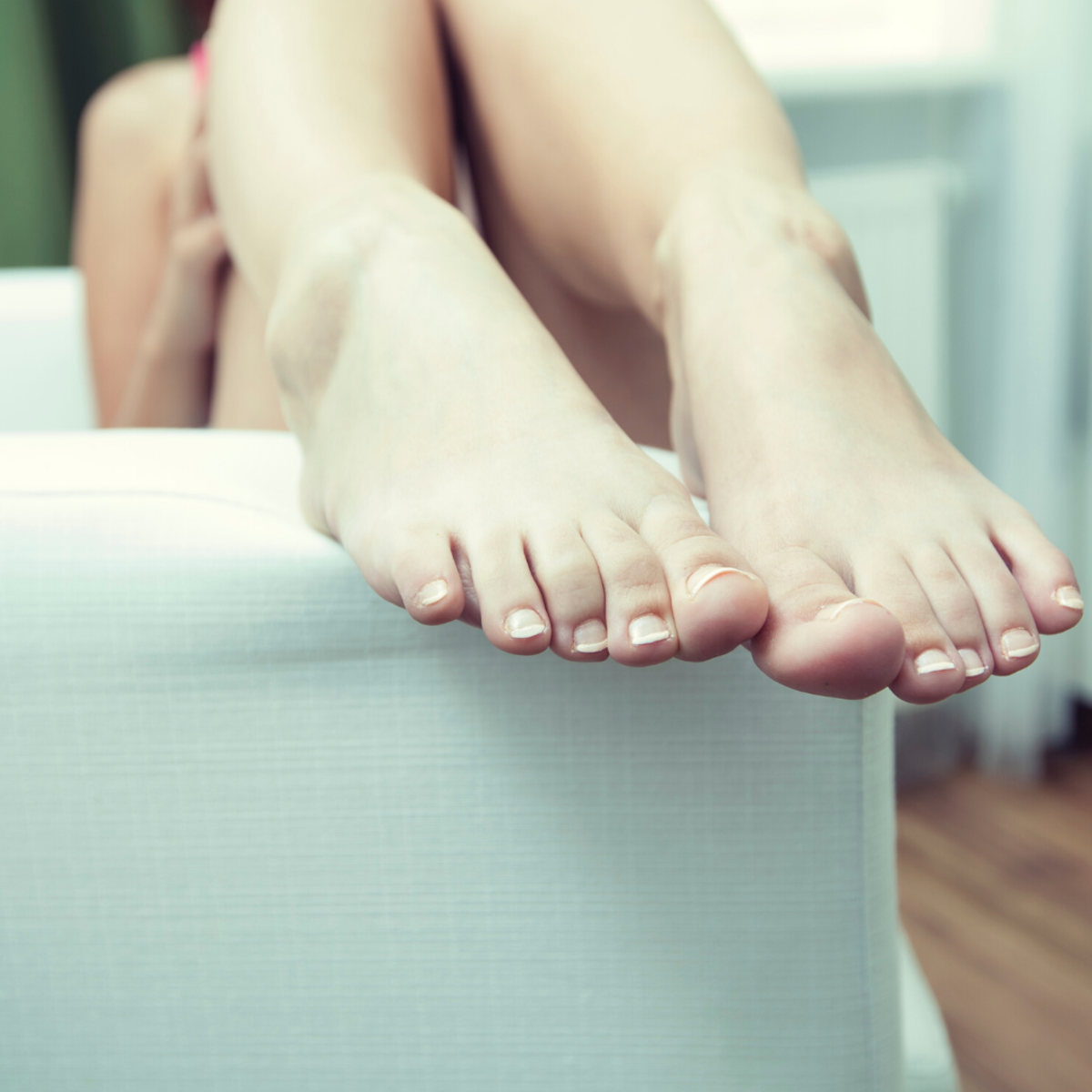 Learn how to regularly care for your feet.