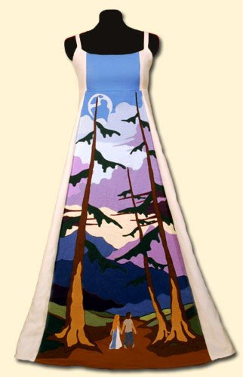 Daydream dress from Thread Head Creations