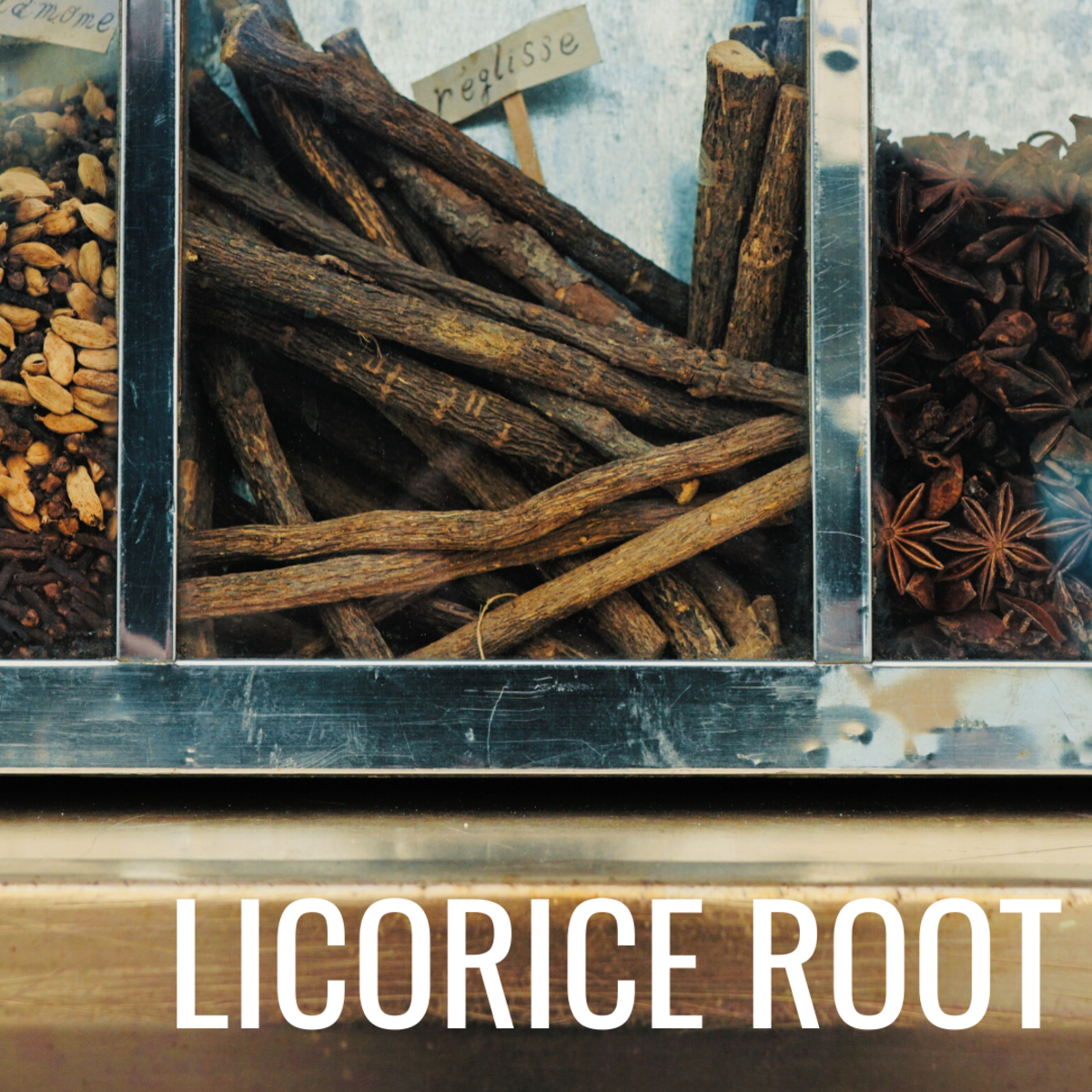 Licorice root has been used for its medicinal properties for hundreds of years.