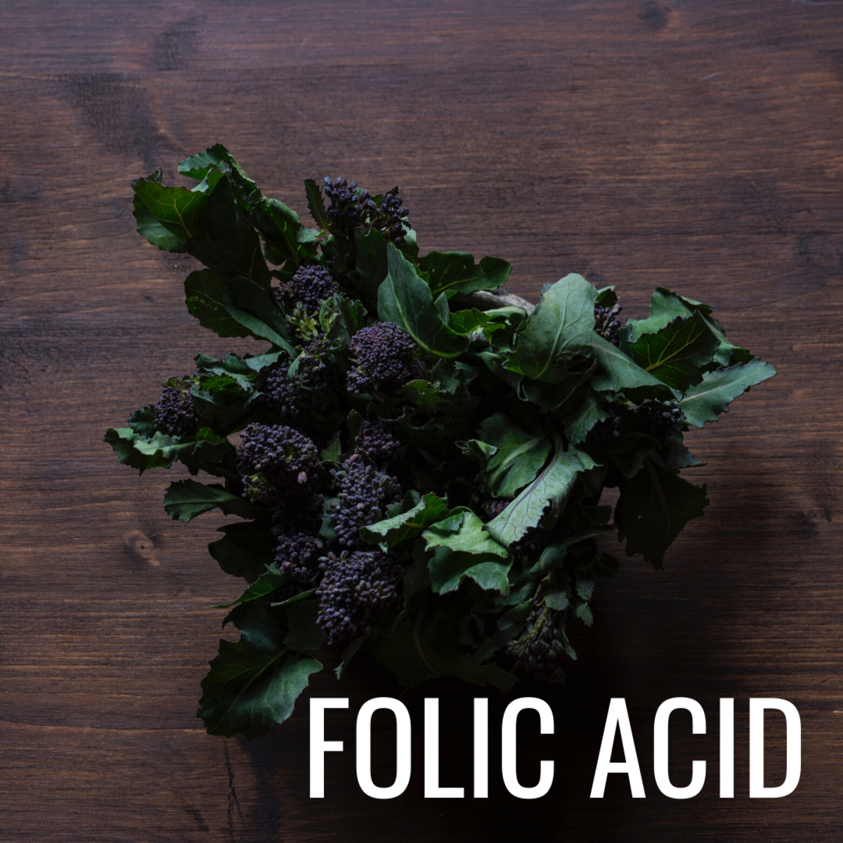 Folic acid, a type of B vitamin, is often recommended for patients with melasma.