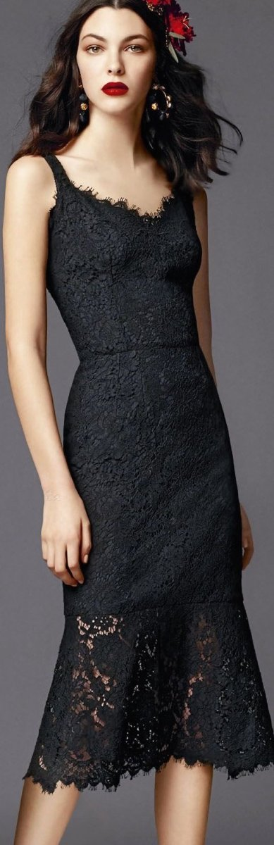 A stunning contemporary by Dolce and Gabbana