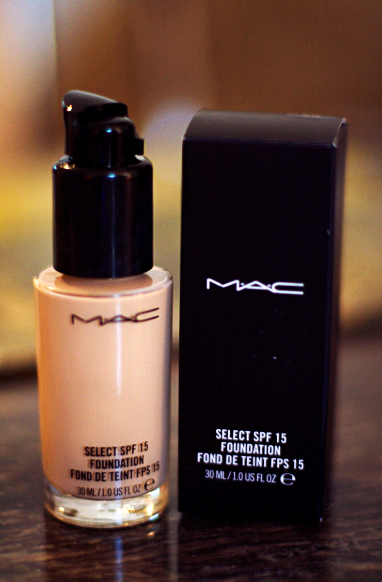 The most suitable foundations for mature skin are liquid and cream products.
