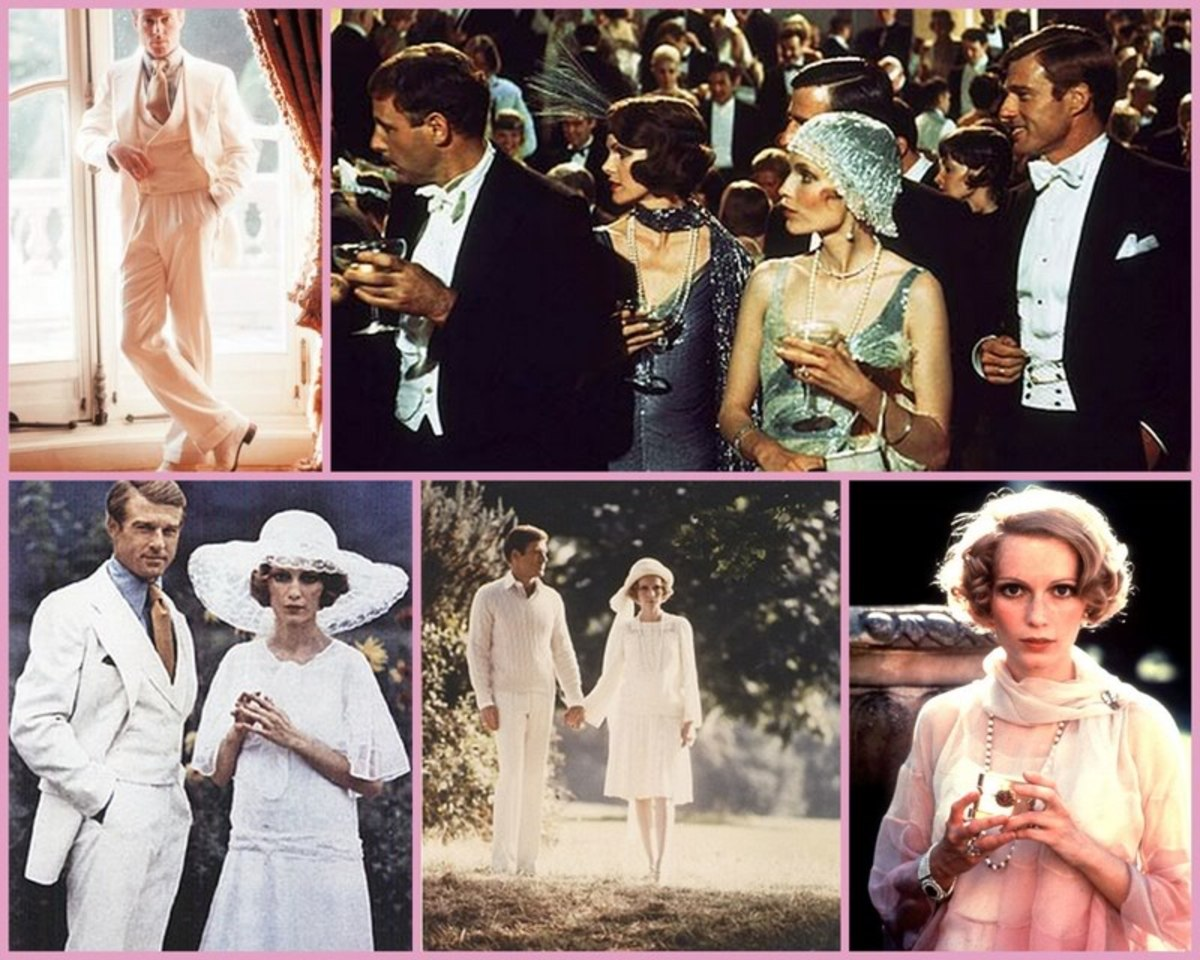 "The style of ""The Great Gatsby"" has captured imaginations."