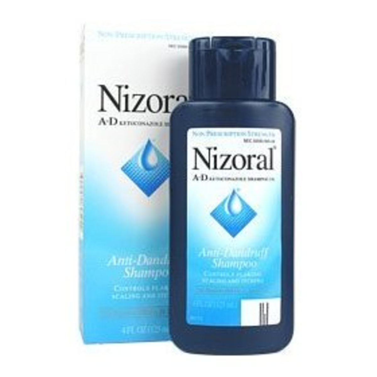 "While Nizoral doesn't have the ""medicinal"" feel of Selsun Blue, it is the strongest dandruff shampoo you can purchase over-the-counter."