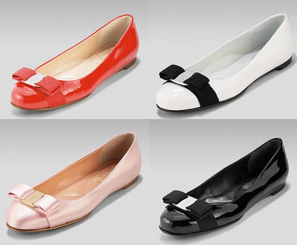"""The """"Vara"""" remains a staple of the Ferragamo collection."""