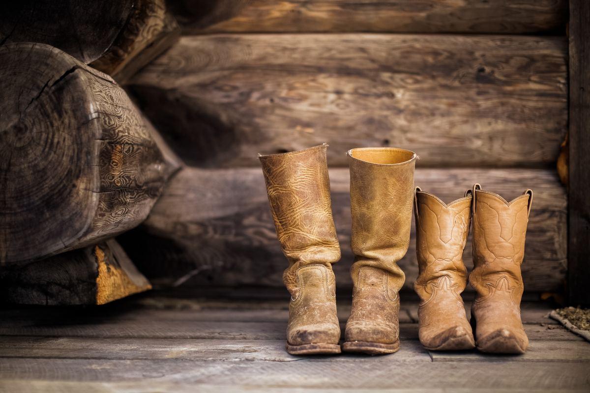 A classic boot.