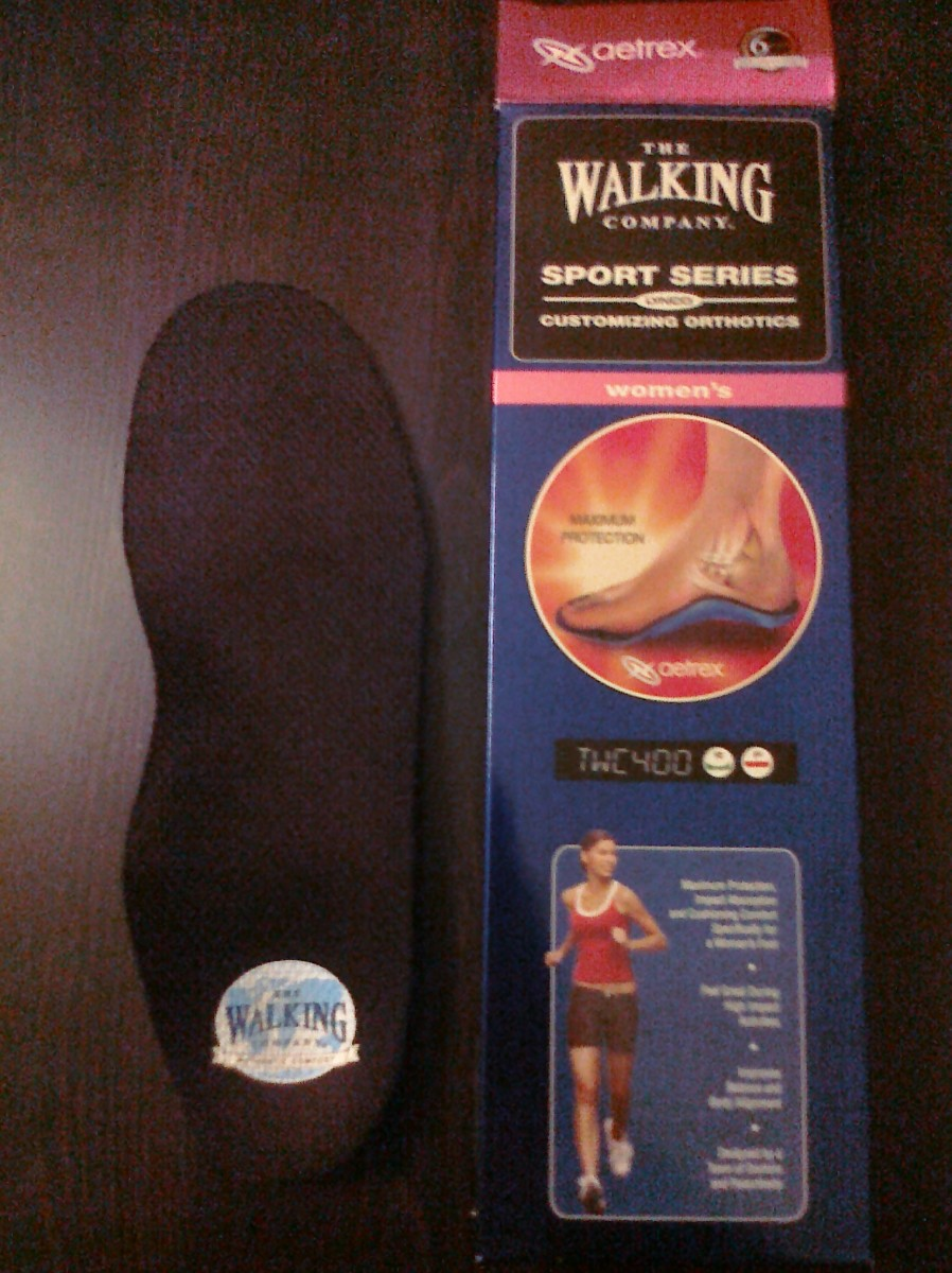 The Walking Company Sport Orthotics