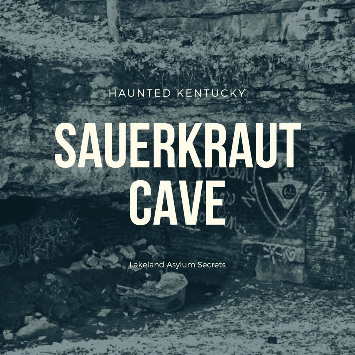 Sauerkraut Cave Kentucky