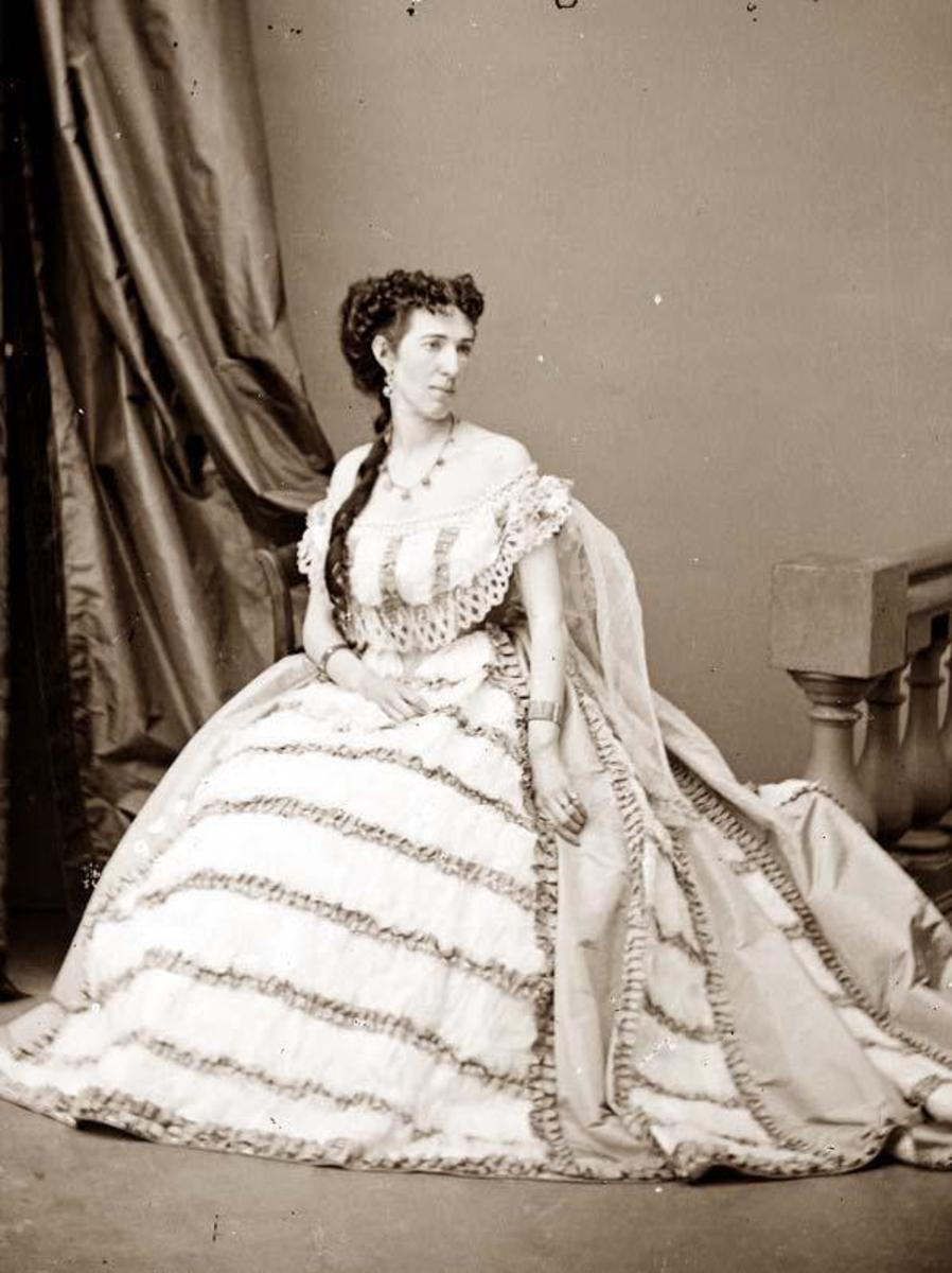 Women s Clothing of the South in the American Civil War  7bfec77ebf5a