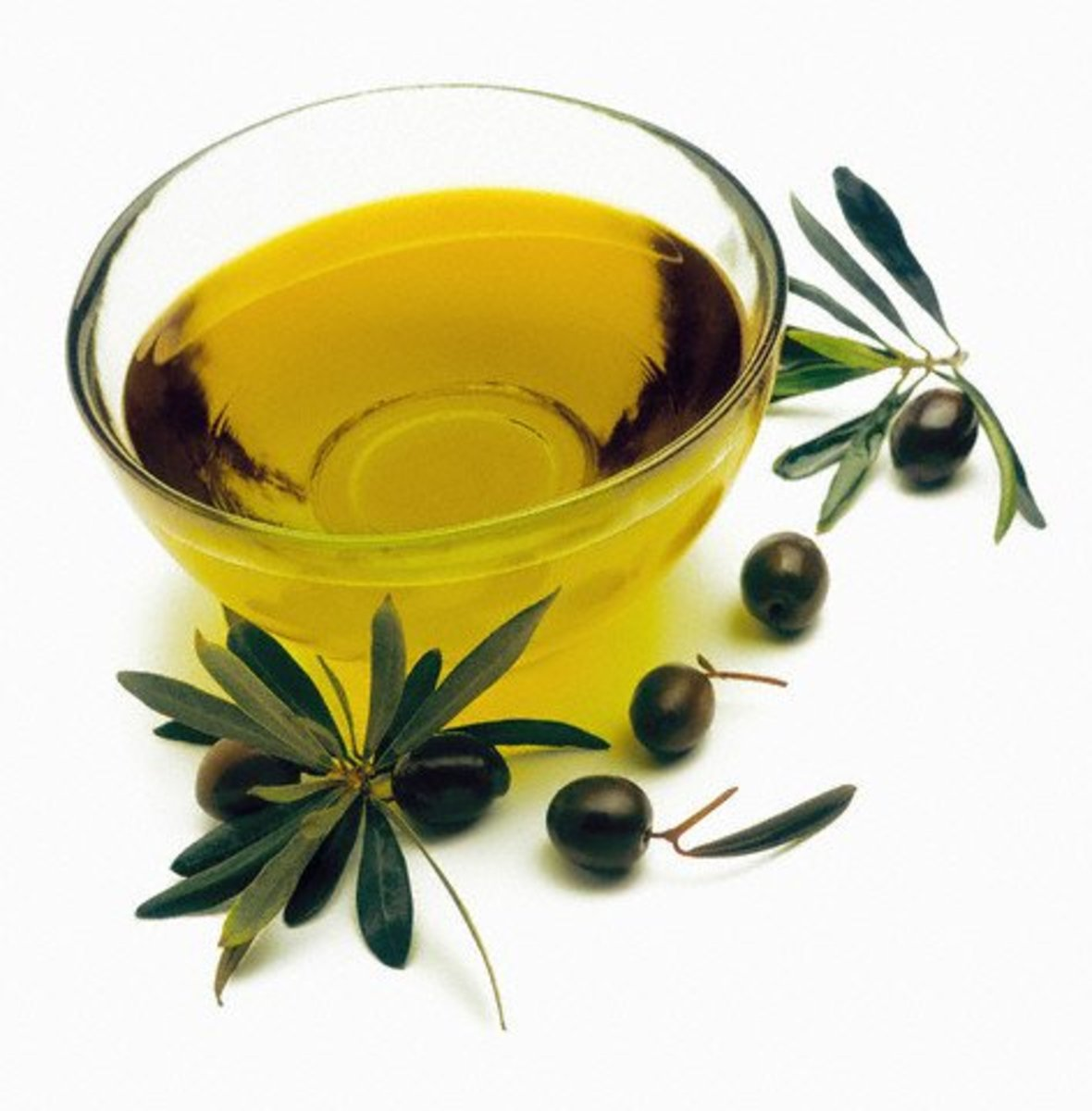 Olive oil doesn't clog pores and is packed with healthy vitamins.