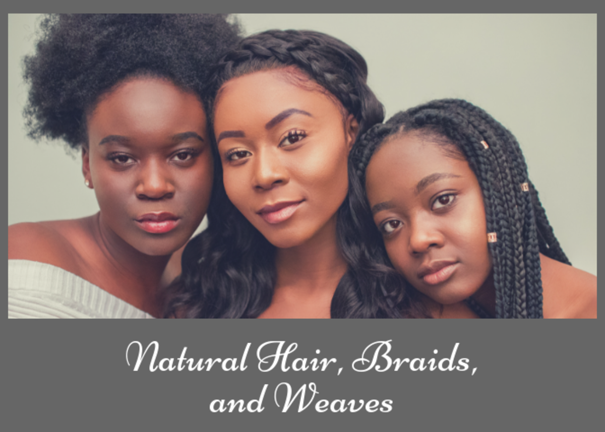 Fun and cool names for beautiful hair.