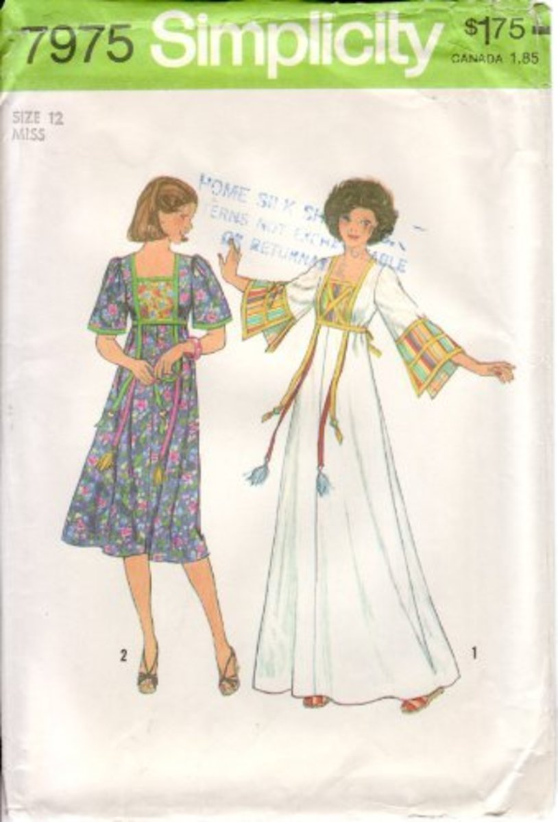 Culturally Inspired 70s Fashion