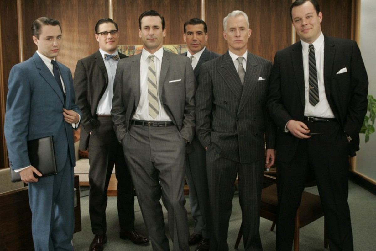 10 Bloggers That Rock the Mad Men (Ivy League Style) Look
