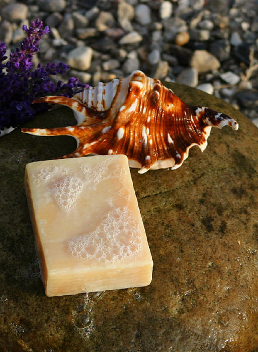 Pamper Yourself!  What to Look for in a Handmade Soap