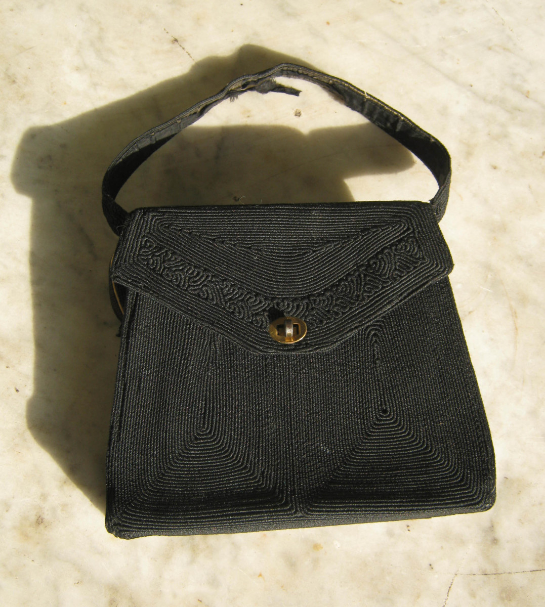 Vintage bag from the 1940s