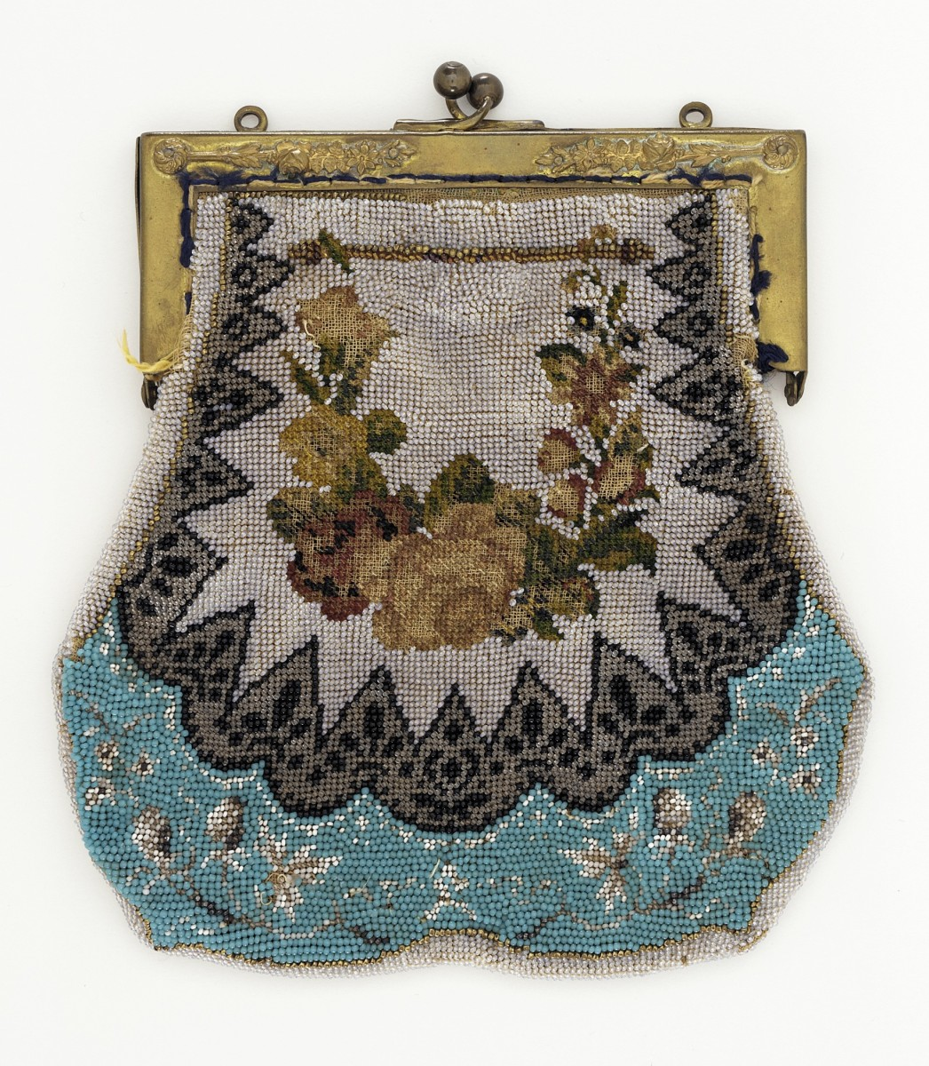 Woman's handbag 1860