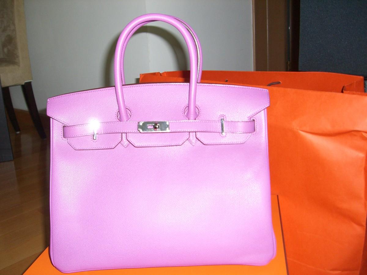 Hermes Birkin Pink 35.  Чернигов(пересылаю по Украине).
