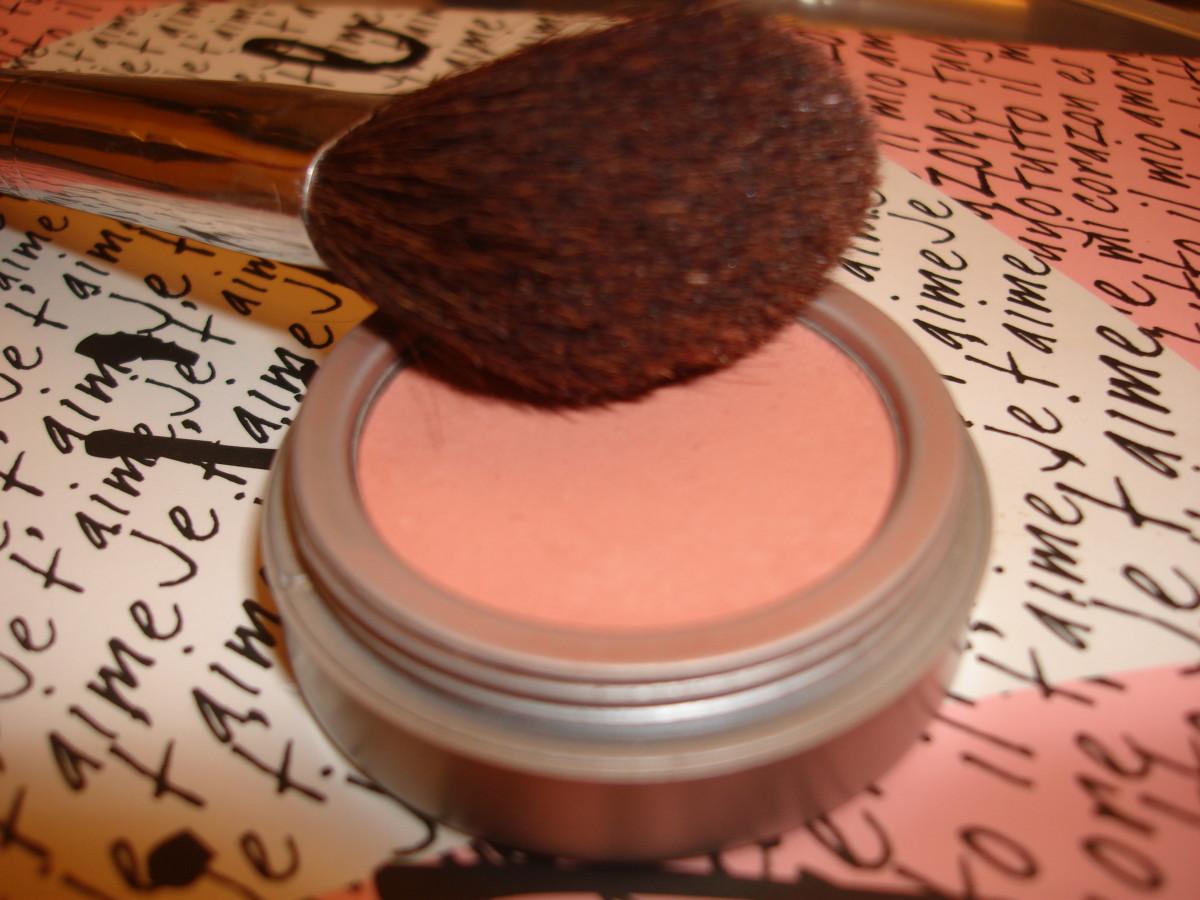 A peach color