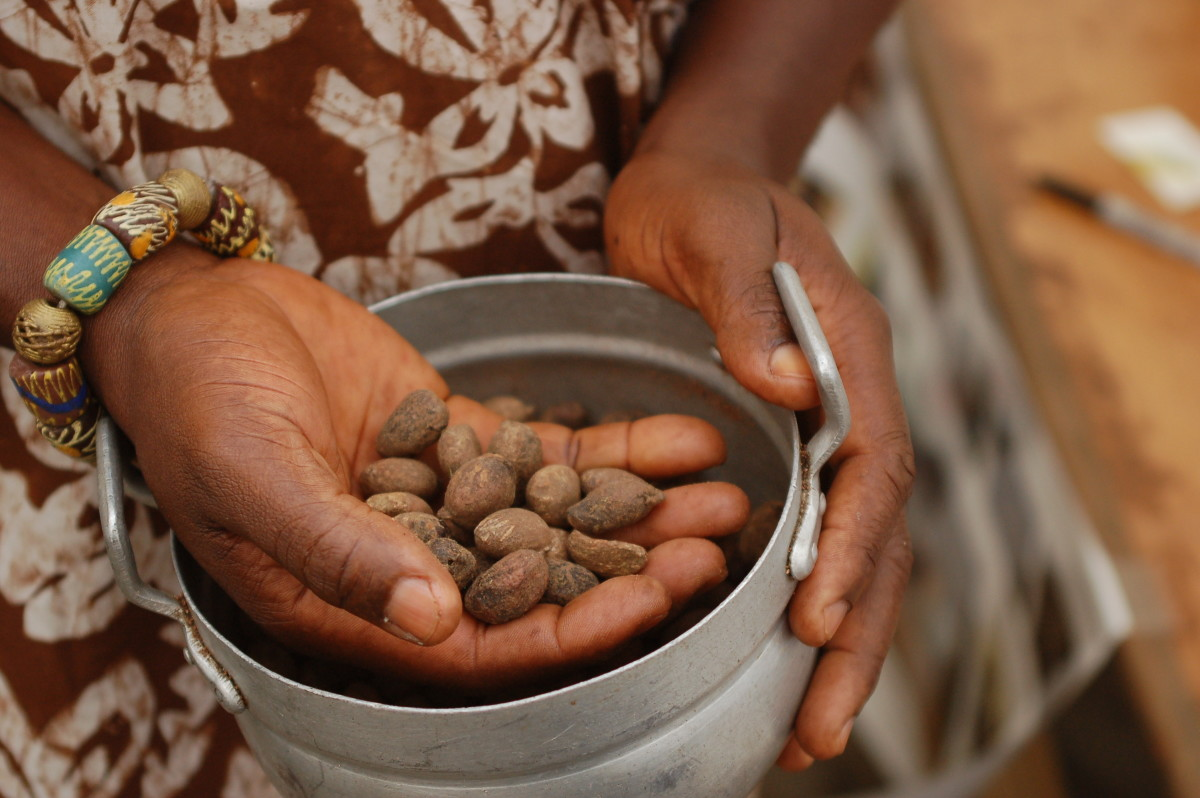 West African shea nuts are used to make their namesake butter, which can help soften the skin, boost collagen production, and aid in tissue cell regeneration.