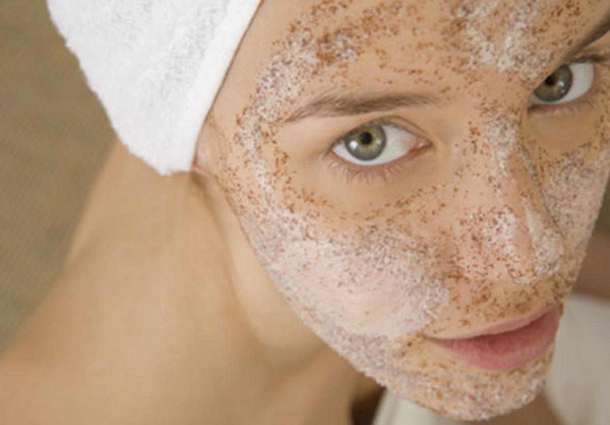 Use Home-made Recipe For Exfoliation