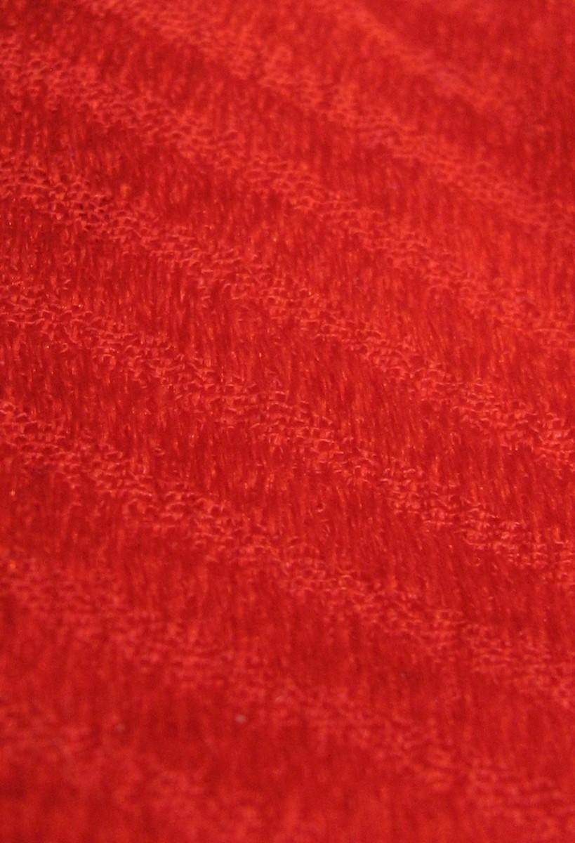 Rinzu silk kimono fabric