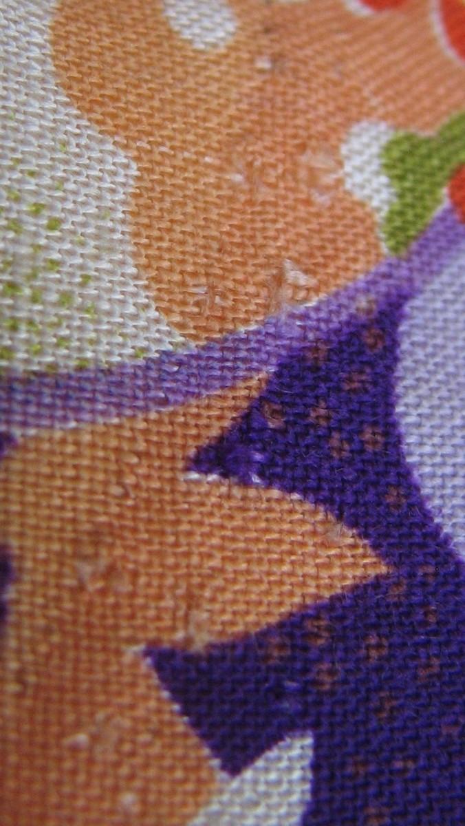 Rayon kimono (yukata) fabric