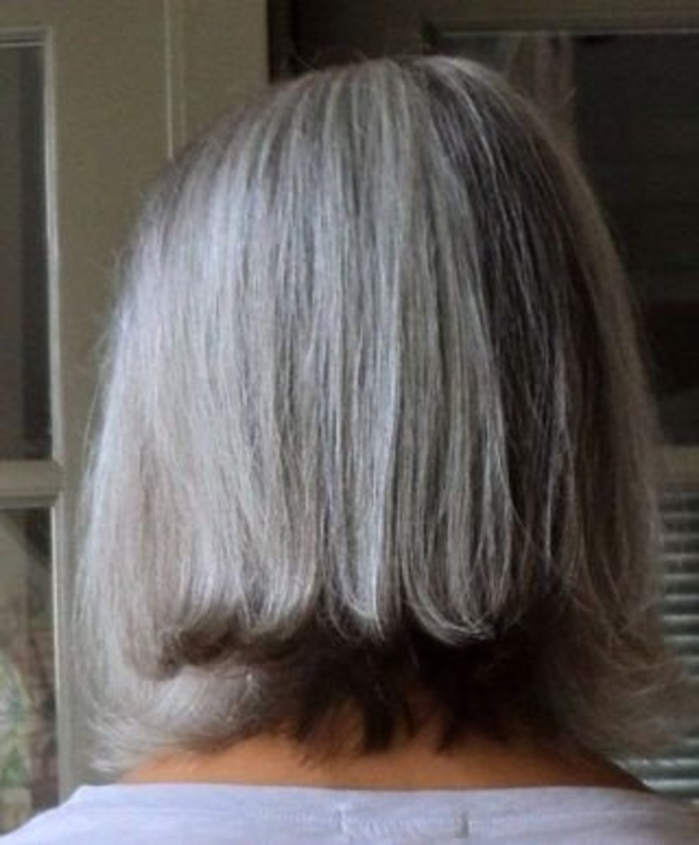 Tremendous The Silver Fox Stunning Gray Hair Styles Bellatory Hairstyles For Men Maxibearus