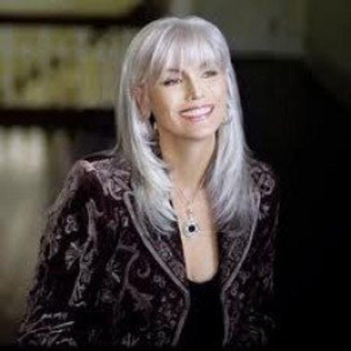 Peachy The Silver Fox Stunning Gray Hair Styles Bellatory Short Hairstyles For Black Women Fulllsitofus