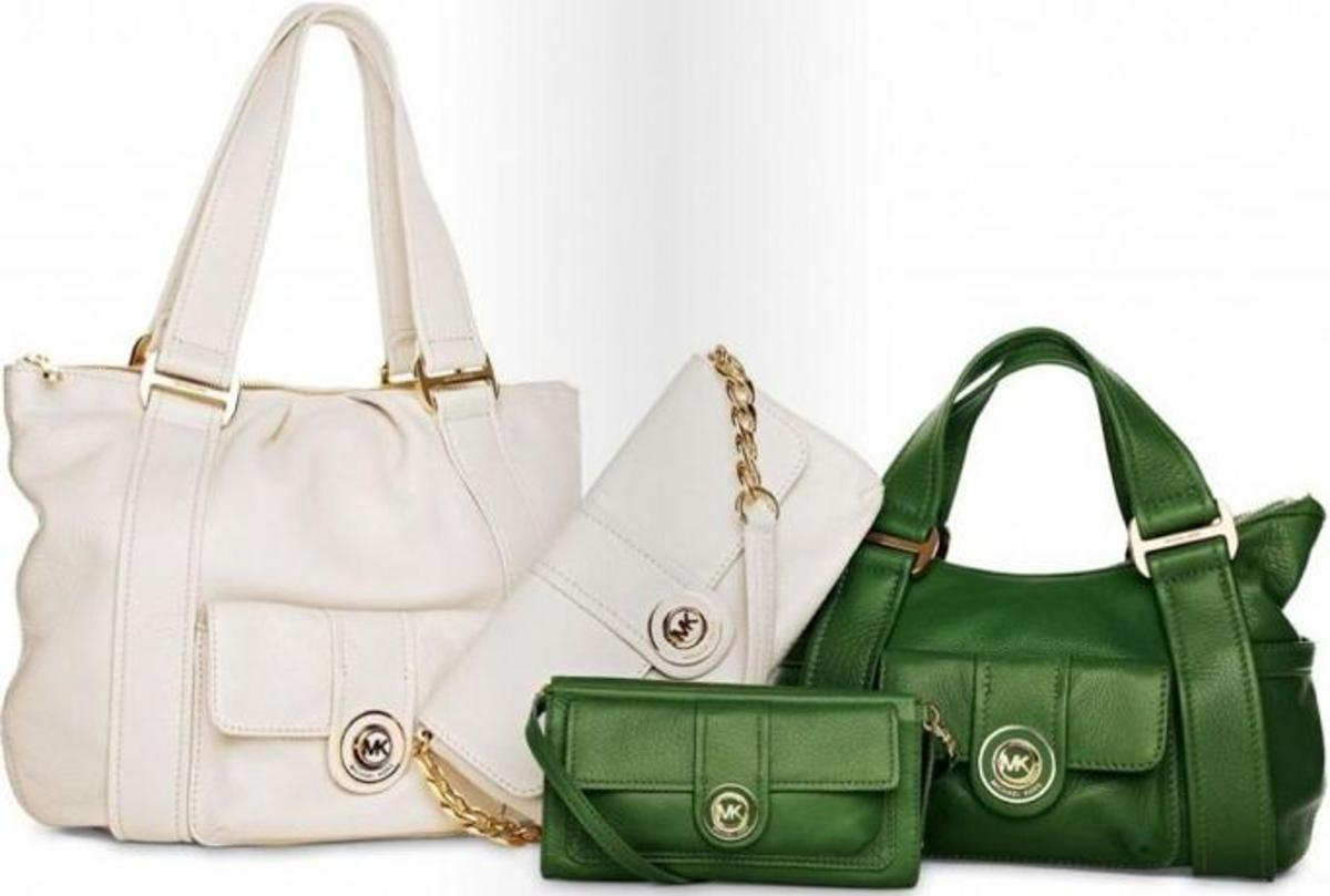 Michael Kors Push-Lock Collection
