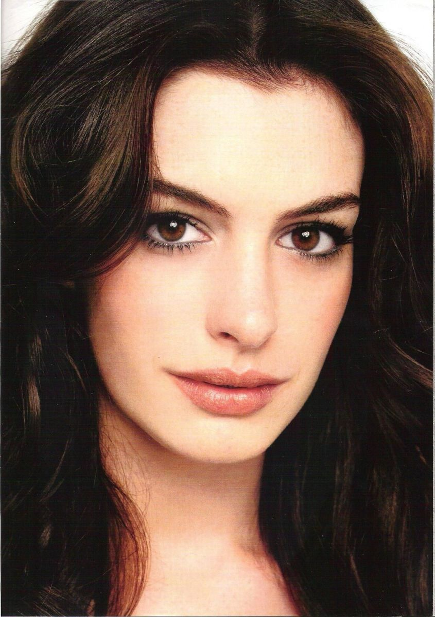 Makeup for Brunettes with Brown Eyes and Pale Skin | Bellatory | 520 x 738 jpeg 73kB
