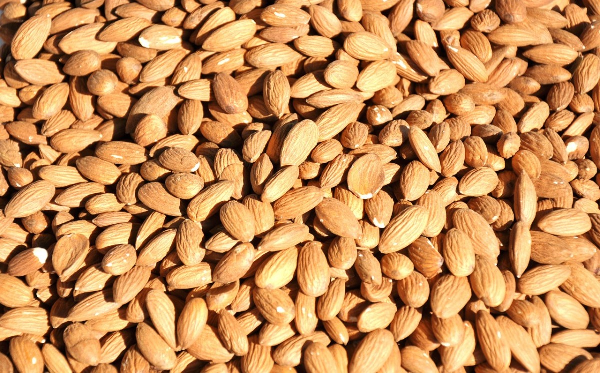 Almonds have a ton of nutritional benefits.