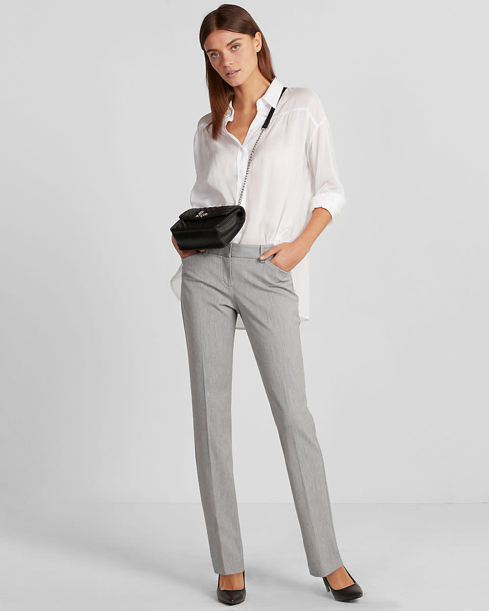 Slacks for mature women