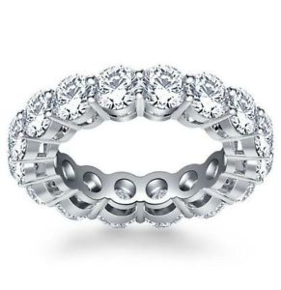 See how tough it would be to size an eternity band?
