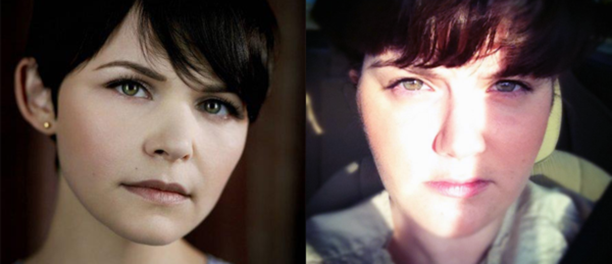 Cute cuts for short hair - Mary Margaret from Once Upon a Time on ABC and Heather Says
